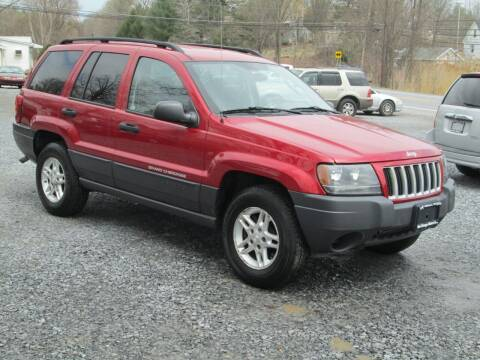 2004 Jeep Grand Cherokee for sale at Saratoga Motors in Gansevoort NY