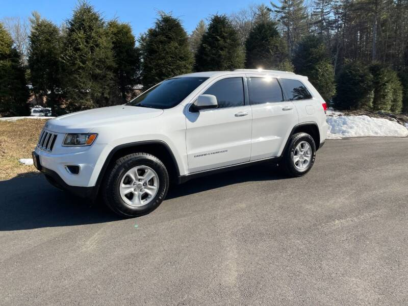 2014 Jeep Grand Cherokee for sale at DON'S AUTO SALES & SERVICE in Belchertown MA