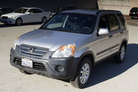 2006 Honda CR-V for sale at Sports Plus Motor Group LLC in Sunnyvale CA