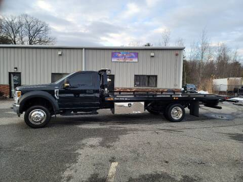2018 Ford F-550 Super Duty for sale at GRS Auto Sales and GRS Recovery in Hampstead NH