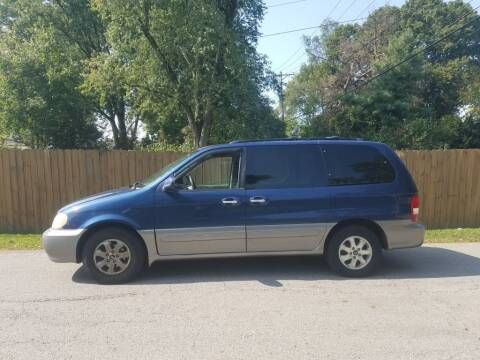 2005 Kia Sedona for sale at REM Motors in Columbus OH