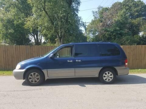 2005 Kia Sedona for sale at REM Motors in Columbus OH