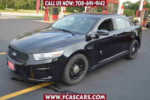 2013 Ford Taurus for sale at Your Choice Autos - Crestwood in Crestwood IL