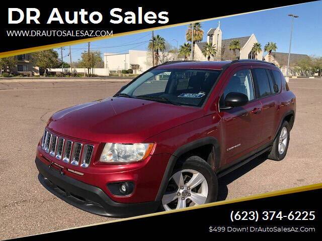 2014 Jeep Compass for sale at DR Auto Sales in Glendale AZ