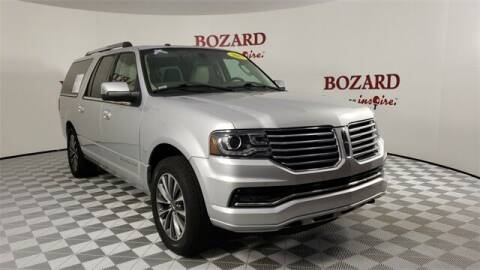 2015 Lincoln Navigator L for sale at BOZARD FORD in Saint Augustine FL