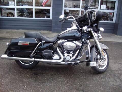 2012 Harley-Davidson FLHR for sale at Goodfella's  Motor Company in Tacoma WA