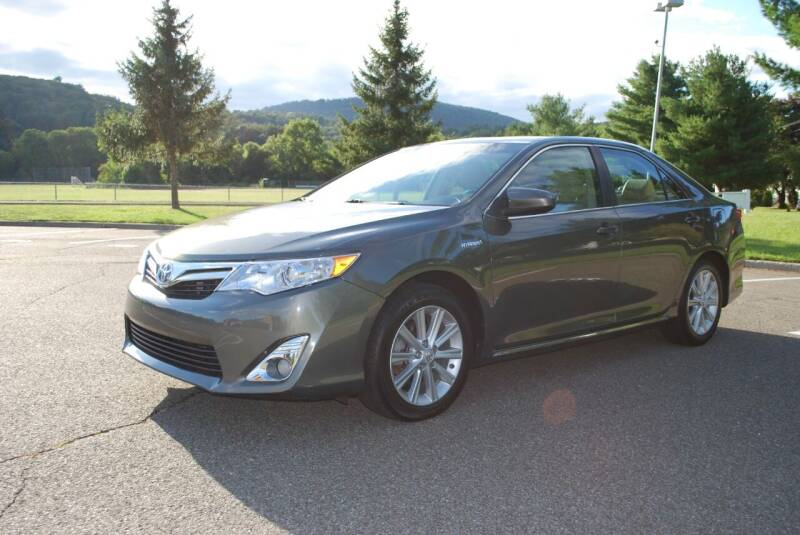 2012 Toyota Camry Hybrid for sale at New Milford Motors in New Milford CT