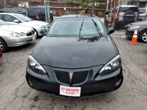 2004 Pontiac Grand Prix for sale at Six Brothers Auto Sales in Youngstown OH