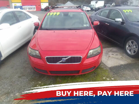 2007 Volvo V50 for sale at Marino's Auto Sales in Laurel DE