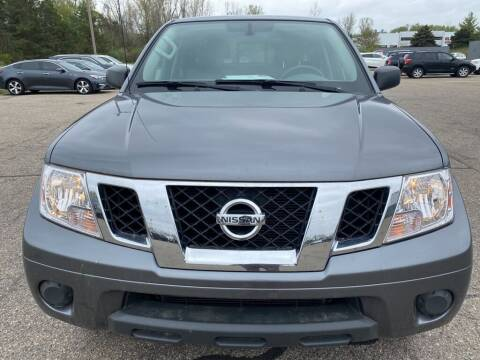 2019 Nissan Frontier for sale at Elhart Automotive Campus in Holland MI