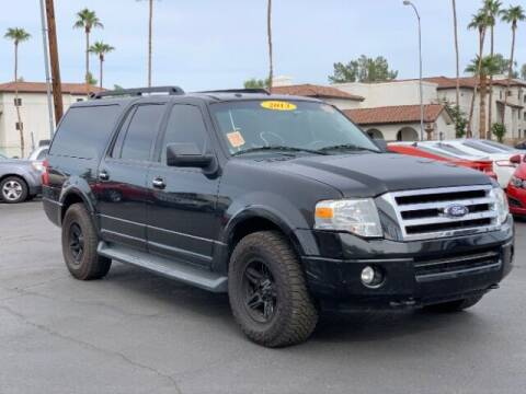 2013 Ford Expedition EL for sale at Brown & Brown Wholesale in Mesa AZ