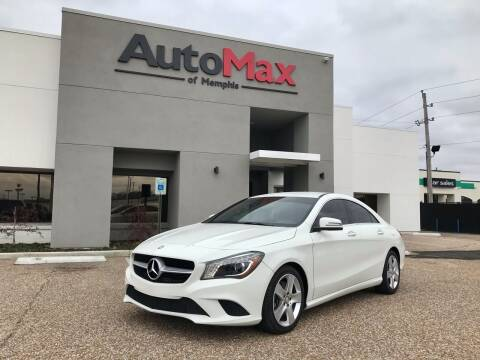 2015 Mercedes-Benz CLA for sale at AutoMax of Memphis in Memphis TN