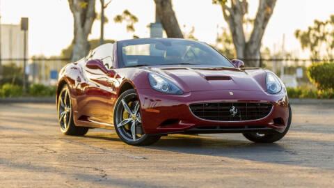 2013 Ferrari California for sale at Autobahn Auto Sales in Los Angeles CA
