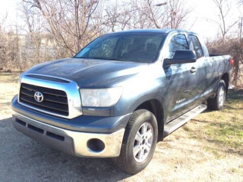 2009 Toyota Tundra for sale at Allen Motor Co in Dallas TX