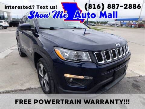 2017 Jeep Compass for sale at Show Me Auto Mall in Harrisonville MO