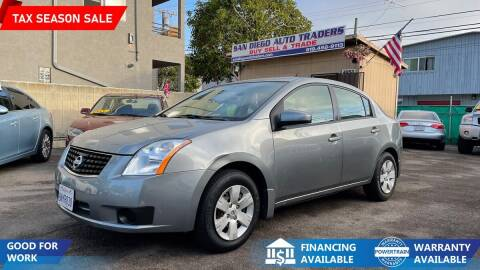 2008 Nissan Sentra for sale at San Diego Auto Traders in San Diego CA
