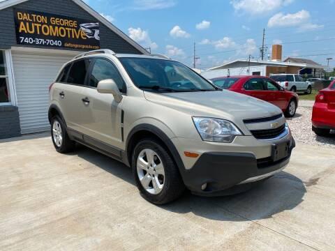 2013 Chevrolet Captiva Sport for sale at Dalton George Automotive in Marietta OH