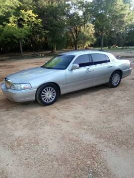 2003 Lincoln Town Car for sale at Classic Car Deals in Cadillac MI