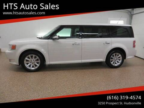 2011 Ford Flex for sale at HTS Auto Sales in Hudsonville MI