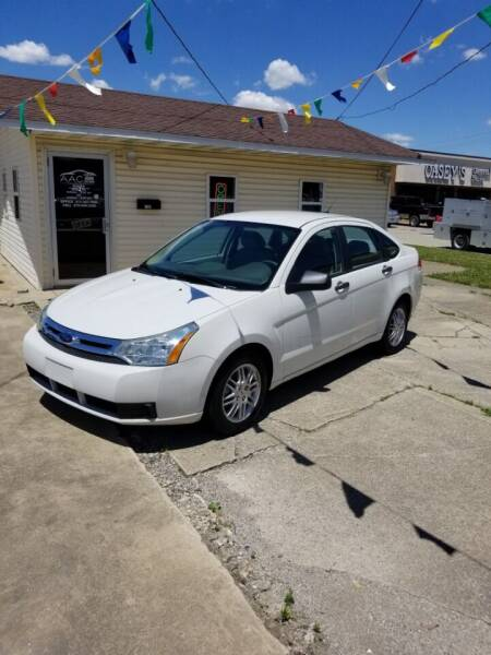 2010 Ford Focus for sale at Adan Auto Credit in Effingham IL