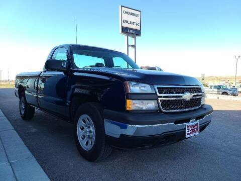 2006 Chevrolet Silverado 1500 for sale at Tommy's Car Lot in Chadron NE