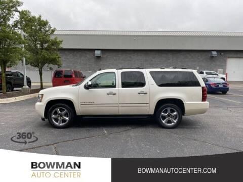 2013 Chevrolet Suburban for sale at Bowman Auto Center in Clarkston MI