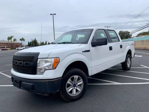2014 Ford F-150 for sale at TOP OFF MOTORS in Costa Mesa CA