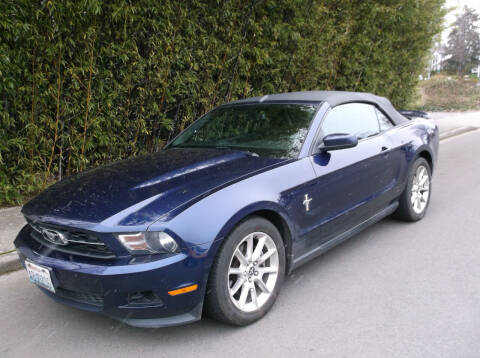 2011 Ford Mustang for sale at Eastside Motor Company in Kirkland WA