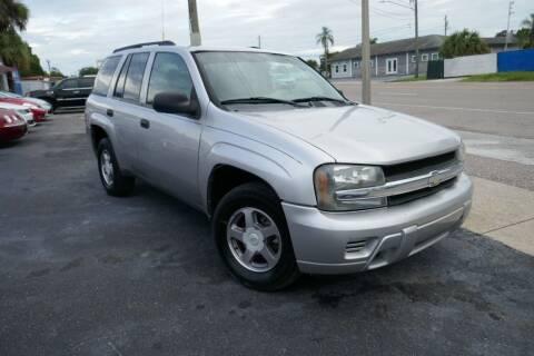 2004 Chevrolet TrailBlazer for sale at J Linn Motors in Clearwater FL
