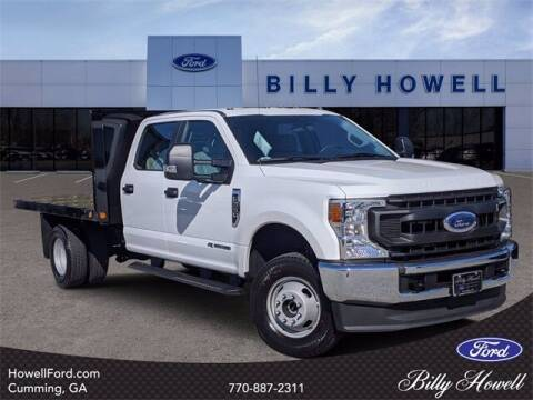 2020 Ford F-350 Super Duty for sale at BILLY HOWELL FORD LINCOLN in Cumming GA