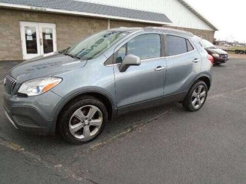 2013 Buick Encore for sale at SWENSON MOTORS in Gaylord MN