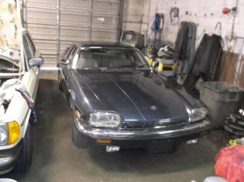 1988 Jaguar XJS for sale at Classic Car Deals in Cadillac MI