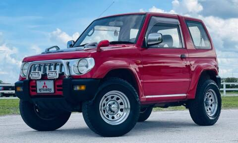 1996 Mitsubishi Pajero for sale at PennSpeed in New Smyrna Beach FL