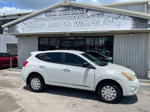 2011 Nissan Rogue for sale at Don Auto World in Houston TX