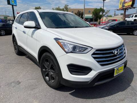 2013 Hyundai Santa Fe for sale at New Wave Auto Brokers & Sales in Denver CO