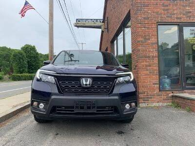 2019 Honda Passport for sale at Worthington Air Automotive Inc in Williamsburg MA