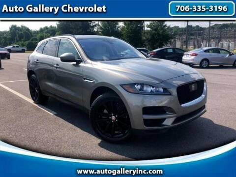 2019 Jaguar F-PACE for sale at Auto Gallery Chevrolet in Commerce GA