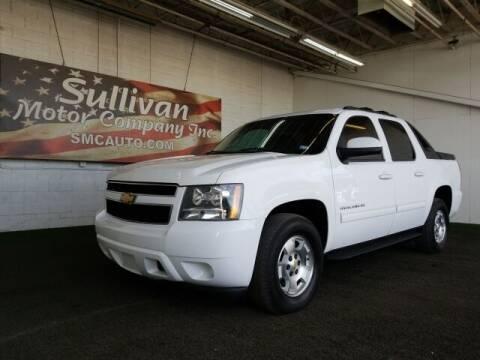 2011 Chevrolet Avalanche for sale at SULLIVAN MOTOR COMPANY INC. in Mesa AZ