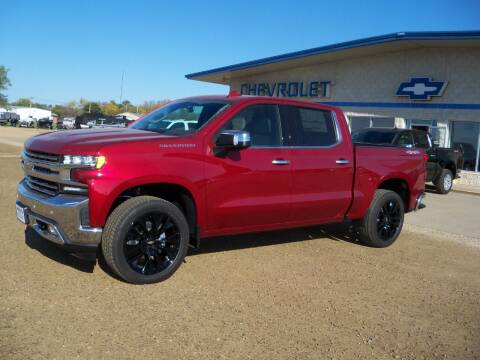 2021 Chevrolet Silverado 1500 for sale at Tyndall Motors in Tyndall SD