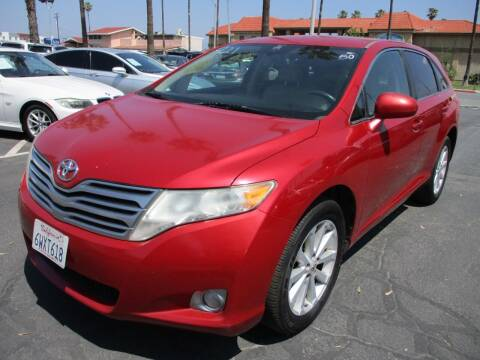 2012 Toyota Venza for sale at F & A Car Sales Inc in Ontario CA