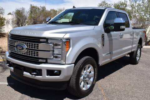 2019 Ford F-250 Super Duty for sale at AMERICAN LEASING & SALES in Tempe AZ