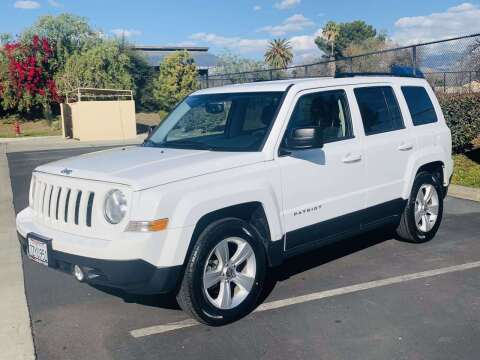2014 Jeep Patriot for sale at CARLIFORNIA AUTO WHOLESALE in San Bernardino CA