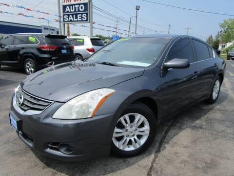 2010 Nissan Altima for sale at TRI CITY AUTO SALES LLC in Menasha WI