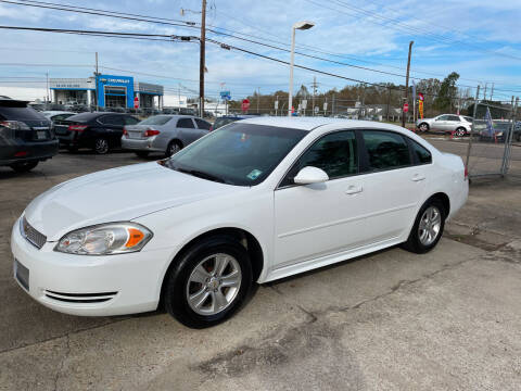 2014 Chevrolet Impala Limited for sale at Baton Rouge Auto Sales in Baton Rouge LA