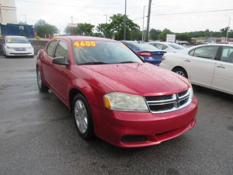 2011 Dodge Avenger for sale at Auto Bella Inc. in Clayton NC