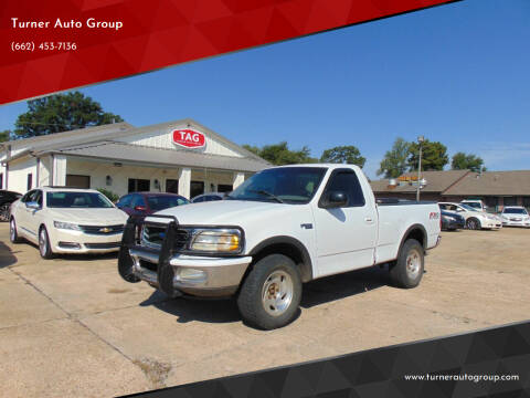 1997 Ford F-150 for sale at Turner Auto Group in Greenwood MS