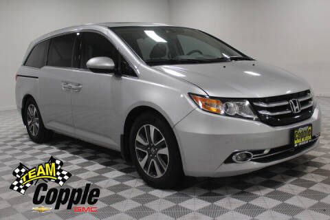 2014 Honda Odyssey for sale at Copple Chevrolet GMC Inc in Louisville NE