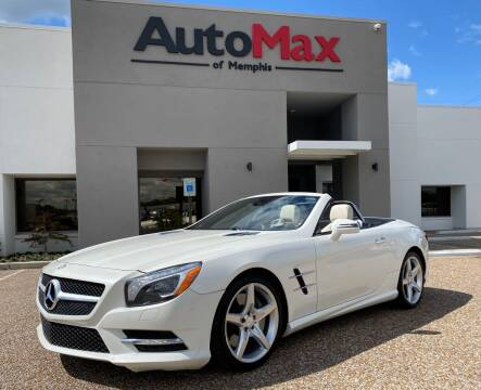 2013 Mercedes-Benz SL-Class for sale at AutoMax of Memphis in Memphis TN