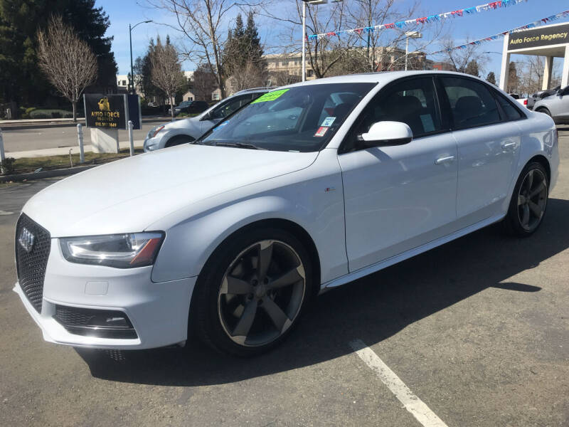 2014 Audi A4 for sale at Autos Wholesale in Hayward CA