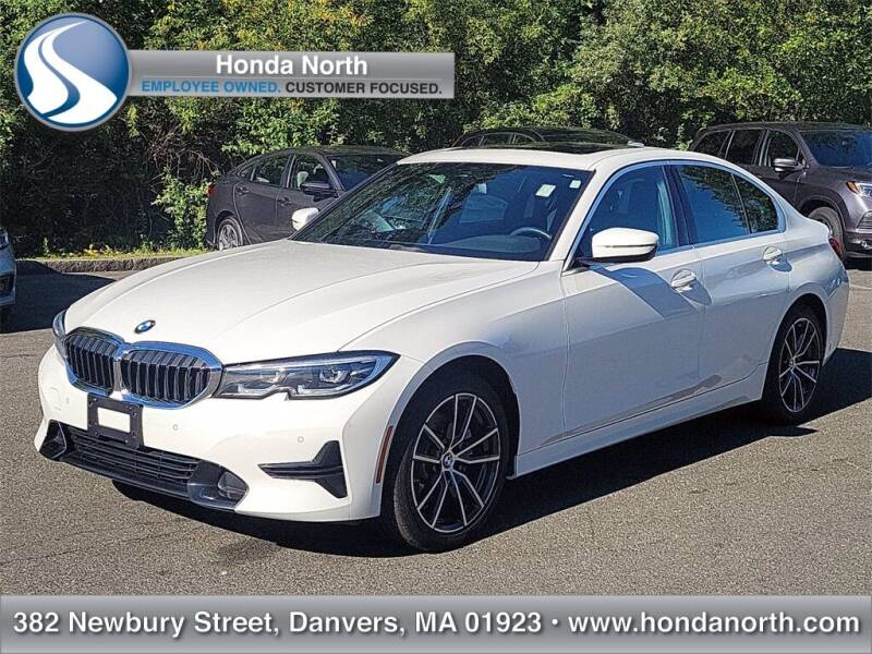 2020 BMW 3 Series for sale at 1 North Preowned in Danvers MA